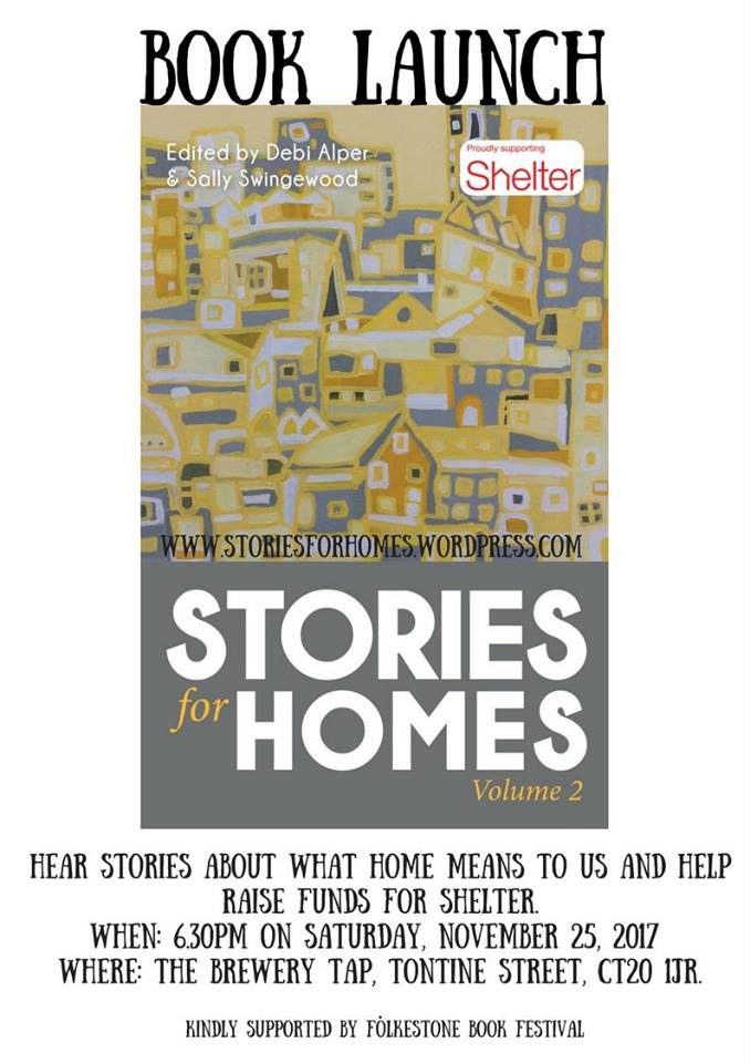 Stories for Homes 2 @ The Brewery Tap